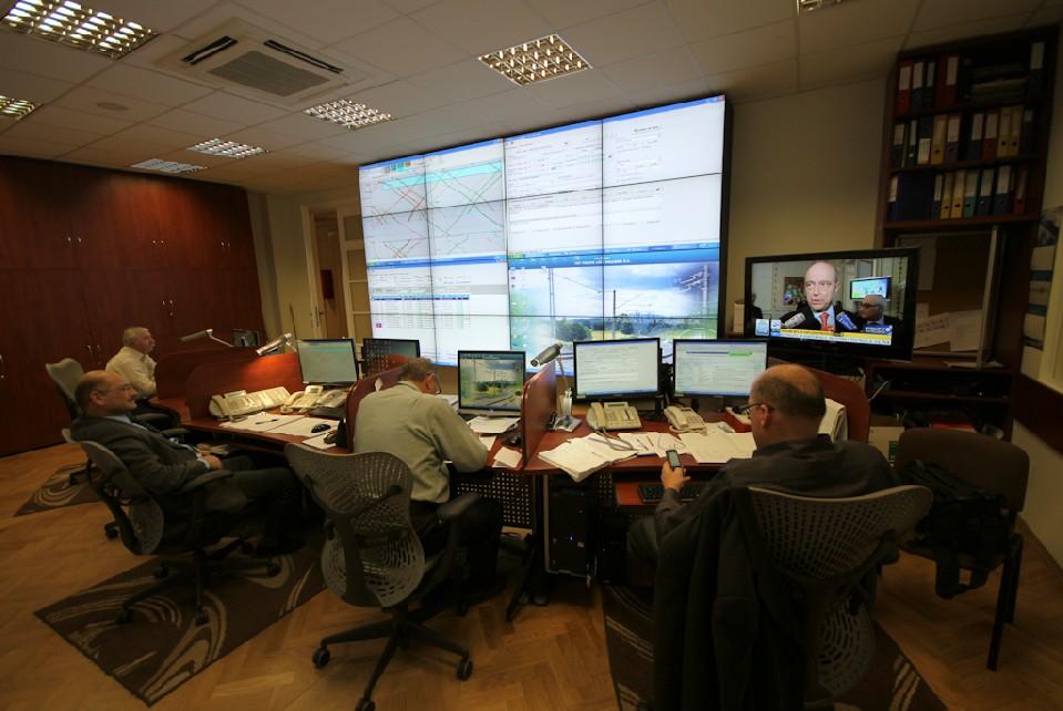 Centrum Zarządzania Kryzysowego dla PKP Polskich Linii Kolejowych