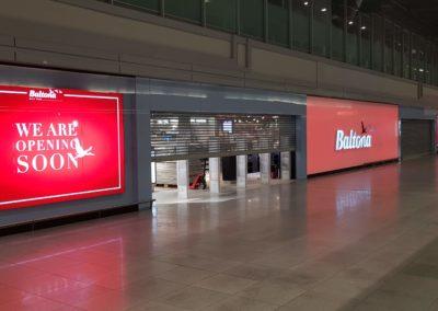 Sklepy Baltona Lotnisko Chopina w Warszawie