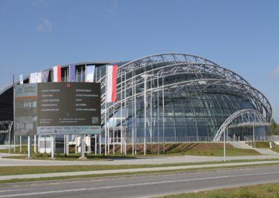 G2A Arena Centrum Wystawienniczo–Kongresowe w Jasionce
