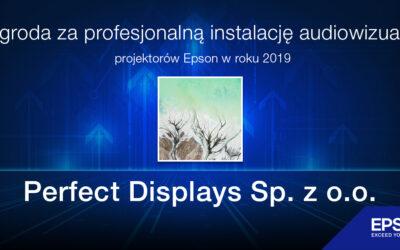 Nagroda firmy Epson