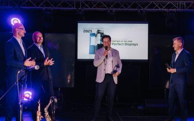 Partner Roku firmy Sharp/NEC